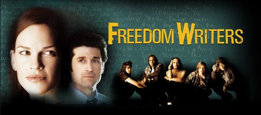 Apple TV poster for Freedom Writers, the movie