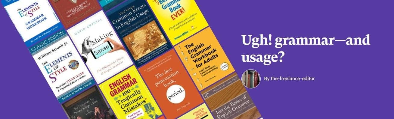buy grammar books purchase buy English usage books purchase buy word choice books purchase buy writing process books purchase