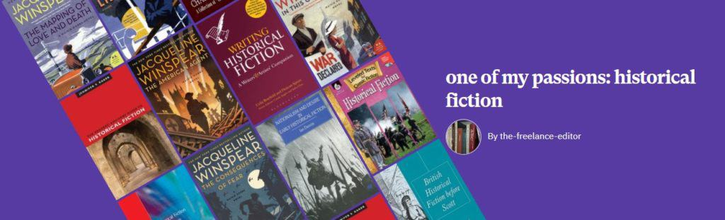 Growing up, many of my favorite books were works of historical fiction. As a freelance editor, some of my favorite editorial projects have, likewise, been works of historical fiction. The art of weaving fiction into knowledge is challenging—but it can be revealing, as well, and can lead to a reader actually learning more real history than he or she ever expected. Let us know if you're ready to meet that challenge . . .