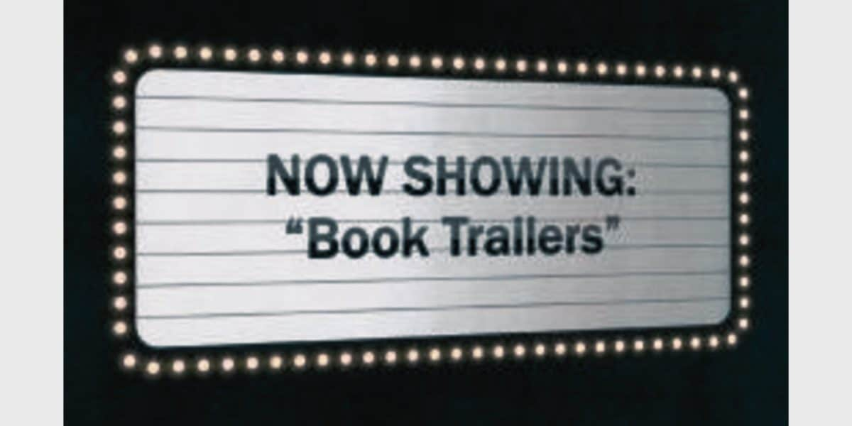 Book trailers can be an effective marketing technique-- if done and created right!