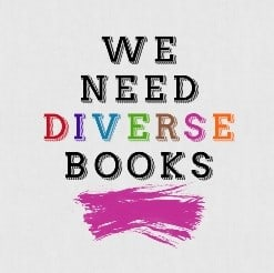 """via AuthorAllsorts, where it was used as artwork for a post, """"Windows and Doors to Our Worlds: Writing LGBTQIA Literature"""" in which guest blogger author Laura Lam mentioned a We Need Diverse Books, DiverseBooks.org, program at the 2015 American Library Association (ALA) Annual Conference in San Francisco."""